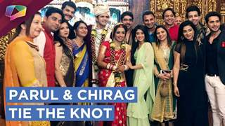 Parul Chauhan And Chirag Thakkar Tie The Knot | Exclusive | India Forums