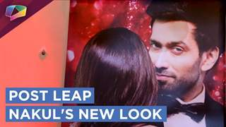 Nakul Mehta's New Look As Shivansh | Ishqbaaz | Exclusive