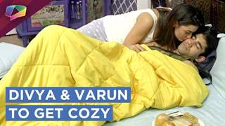 Divya Agarwal And Varun Sood To Share Some Cozy Moments | MTV | Ace Of Space