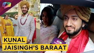 Kunal Jaisingh's BARAAT | Leaves For His Wedding | Dance & Fun | Exclusive