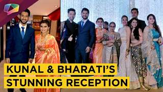 Kunal Jaisingh And Bharati Kumar's Reception Bash | Nakuul, Palak, Rohan, Niketan & More | Exclusive
