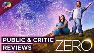Zero's Public & Critic Review | Shah Rukh Khan | Anushka | Katrina | Exclusive