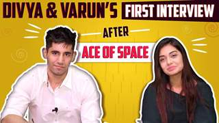 MTV Ace Of Space Winner Divya Agarwal & Runner Up Varun Sood's Exclusive Interview