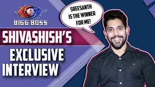 Shivashish Mishra Says Sreesanth Is The Winner For Me | Exclusive Interview