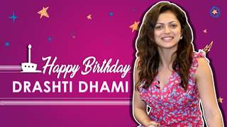 Drashti Dhami Celebrates Her Birthday With India Forums | Exclusive