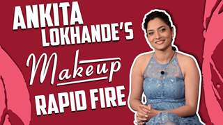 Ankita Lokhande Takes Up The Makeup Rapid Fire With India Forums | Exclusive
