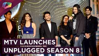MTV Unplugged Season 8's Launch | Guru Randhawa | Sony Nigam | Bhuvan Bam & More