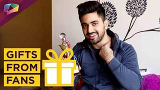 Zain Imam Unwraps Gifts From His Fans | Exclusive