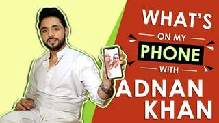 Adnan Khan Aka Kabir: What's On My Phone | Phone Secrets Revealed | Ishq Subhan Allah