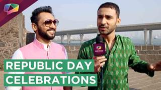 Punit J Pathak And Raghav Juyal With Contestants Performing At Bandra Fort | Dance Plus