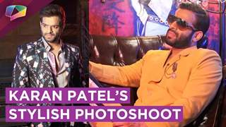 Karan Patel Gets A Stylish Photoshoot Done | Gives Message For Ekta Kapoor's New Born