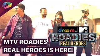 MTV Roadies Real Heroes Is All Set To Premiere | Checkout For Some Fun Insights
