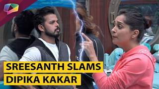 Sreesanth SLAMS Dipika Kakar | Unfollows Her | Exclusive