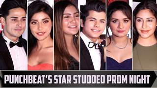 Punchbeat's Glamorous Prom Night With Priyank, Harshita, Surbhi, Avneet, Aashika, Siddharth & More