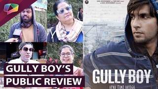 Gully Boy's Public Review | Ranveer Singh | Alia Bhatt