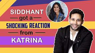 Siddhant Chaturvedi REVEALS about Ranveer & Katrina's REACTION |EXCLUSIVE