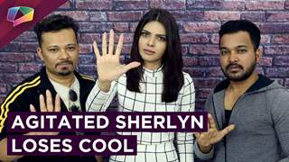 Sherlyn Chopra's FRUSTRATED RAP has a STRONG MESSAGE