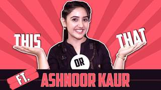 Ashnoor Kaur Aka Mini Plays This Or That | Exclusive | Patiala Babes