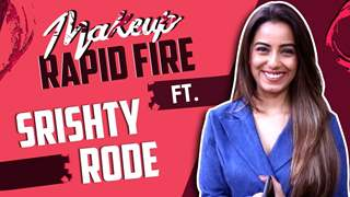 Srishty Rode Takes Up The Makeup Rapid Fire | Makeup Choices Revealed | Exclusive