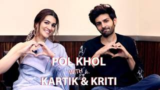 Kartik Aaryan And Kriti Sanon REVEAL Behind the Scene SECRETS | Luka Chupi | India Forums