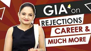 Giaa Manek Opens Up About Competition, Rejections, Career & More | Exclusive