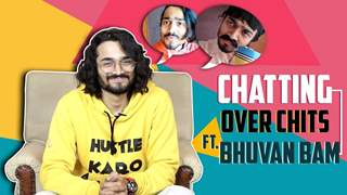 Bhuvan Bam Enacts Ashish Chanchlani, Titu Mama & More | Chatting Over Chits | India Forums