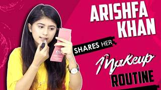 Arishfa Khan's Everyday Makeup Rountine | Makeup Secrets Revealed | India Forums