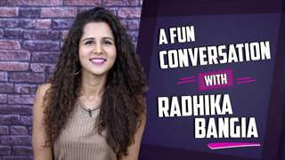 Radhika Bangia Talks About Her Journey, King Bach, Ashish & More | India Forums