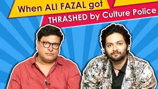 Ali Fazal OPENS UP about his LEAKED Pics, his Wedding & Insights about Milan Talkies
