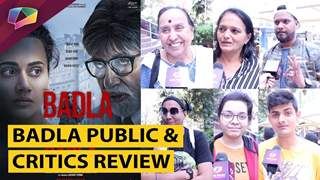 Badla: Public & Critic Review | Amitabh Bachchan | Taapsee Pannu | India Forums