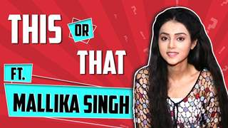 Mallika Singh Plays This Or That With India Forums | Choices Revealed | Radha Krishn