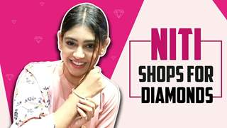 Niti Taylor Shops For Diamonds | Jewellery Shopping | India Forums