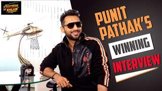 Punit Pathak's Winning Interview | Khatron Ke Khiladi Season 9 | Colors tv