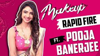 Pooja Banerjee Takes Up The Makeup Rapid Fire | Makeup Secrets Revealed | India Forums