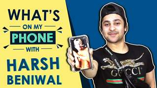 Harsh Beniwal: What's On My Phone | Phone Secrets Revealed | Youtube Star