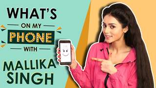Mallika Singh: What's On My Phone | Phone Secrets Revealed | Radha Krishn