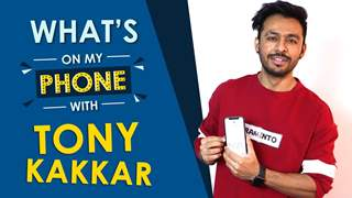 Tony Kakkar: What's On My Phone | Phone Secrets Revealed | India Forums