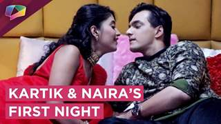 Kartik And Naira Spend Romantic Moments | Yeh Rishta Kya Kehlata Hai | Star Plus