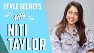 Niti Taylor Shares Style Tips & Secrets With India Forums