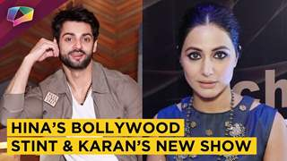 Hina Khan's Movie To Go On Floor | Karan Wahi's New Show | India Forums