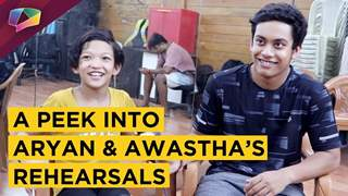 Aryan Patra And Awastha's Super Dancer 3's Rehearsals Invaded | Sony tv
