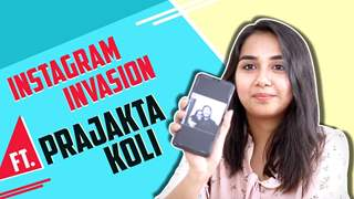 Instagram Invasion Ft. Prajakta Koli Aka Mostly Sane | India Forums