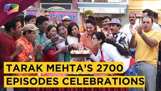 Tarak Mehta Ka Ooltah Chashma Hits 2700 Episodes | Celebrations