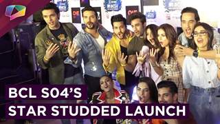 Parth & Erica, Anita, Ekta Kapoor, Vikas Gupta & More | BCL's Launch