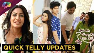 Yeh Unn Dino, Rohan & Avneet's Poster, Surbhi Chandna New Show | Telly Updates1