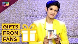 Rohan Mehra Receives Gifts From His Fans | India Forums