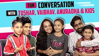 Tushar-Tejas, Vaibhav-Saksham & Anuradha-Jayshree's Fun Conversation With India Forums