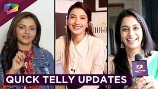 Gauahar Turns Host | Rubina's Surgery | Dipika's New Show & More | Telly Updates