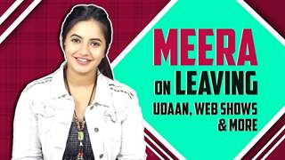 Meera Deosthale On Leaving Udaan, Future Projects & More