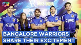 MTV Box Cricket League's Bangalore Warrior Share Their Excitement | Exclusive
